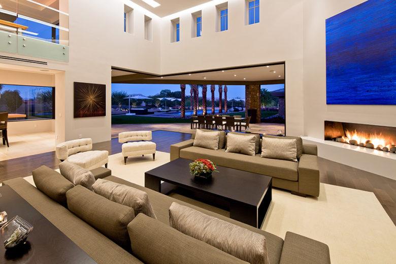 Kendle Design Collaborative - Ironwood Modern property Paradise Valley AZ