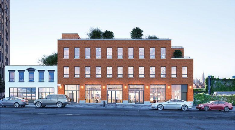 Wythe building Brooklyn New York