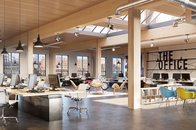 Wythe building Williamsburg, Brooklyn New York