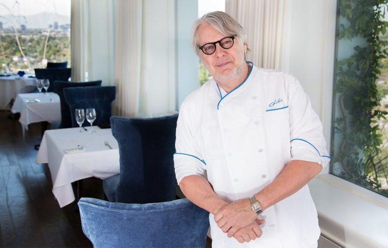 Chef Christopher Gross
