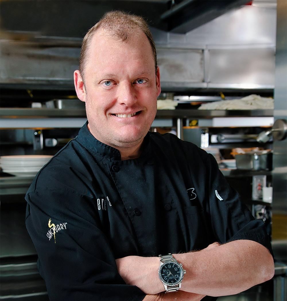 Chef Beau MacMillan