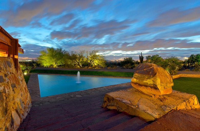 Taliesin West Arizona by Frank Lloyd Wright