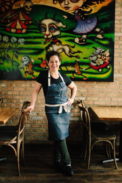 Celebrity Chef Stephanie Izard