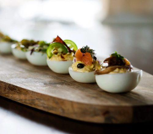 Deviled eggs PNPK, Scottsdale