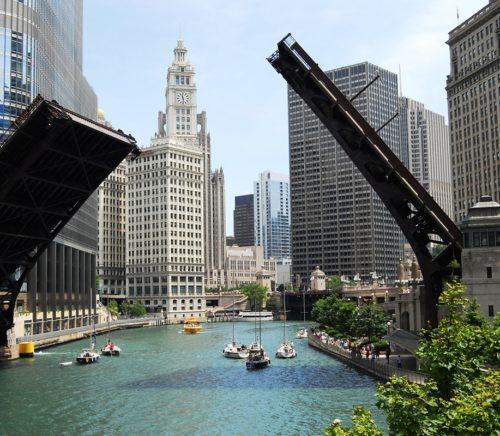 Chicago Architecture - Drawbridge