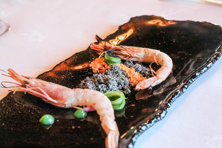 Akelare San Sebastián restaurant Appetizer