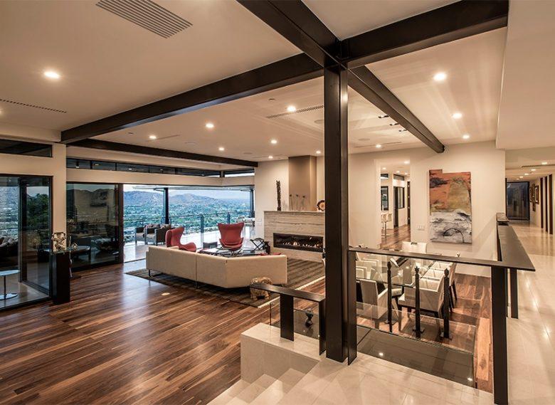 Nick Tsontakis Architecture home design Scottsdale