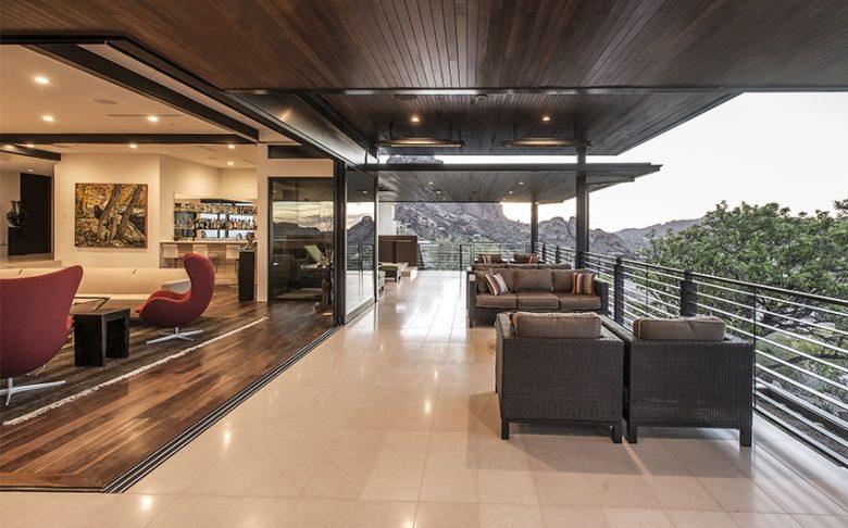 Nick Tsontakis Architecture home design Scottsdale Arizona