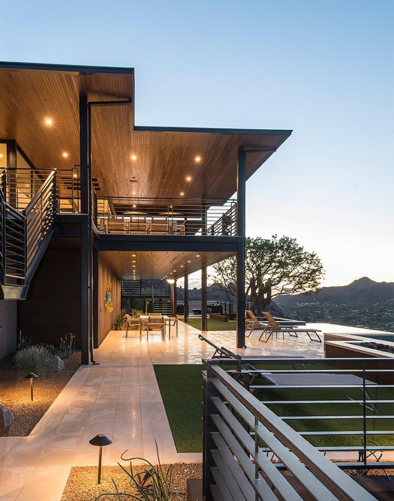 Nick Tsontakis Architecture home design