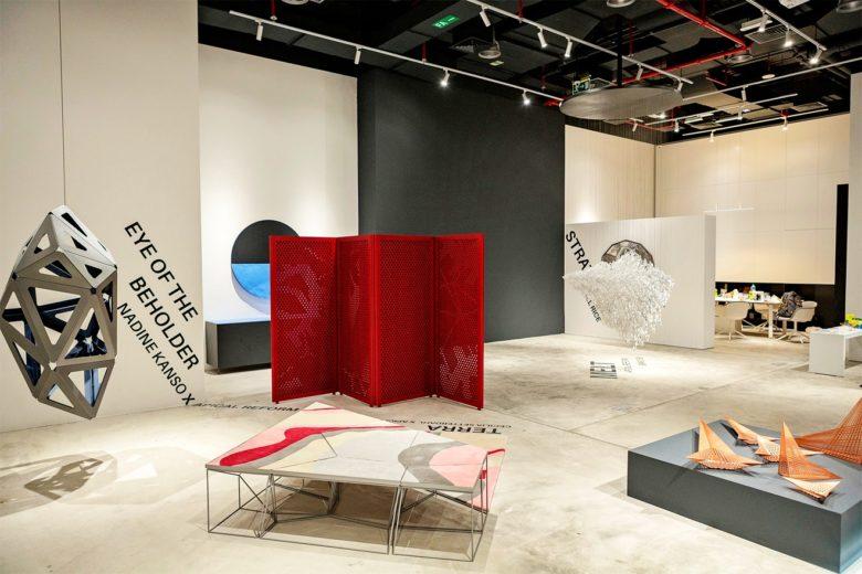 AR Gallery art on display Dubai