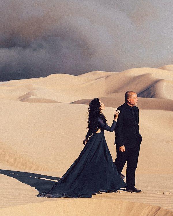 Dame Perfume - Desert Man