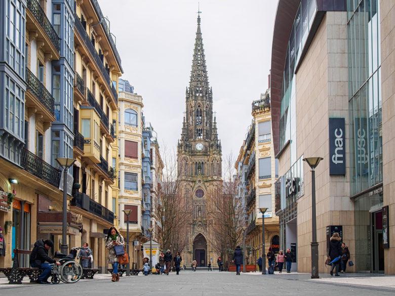 Good Shepherd of San Sebastián Cathedral