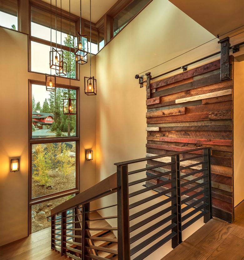 Martis Camp modern cabin design