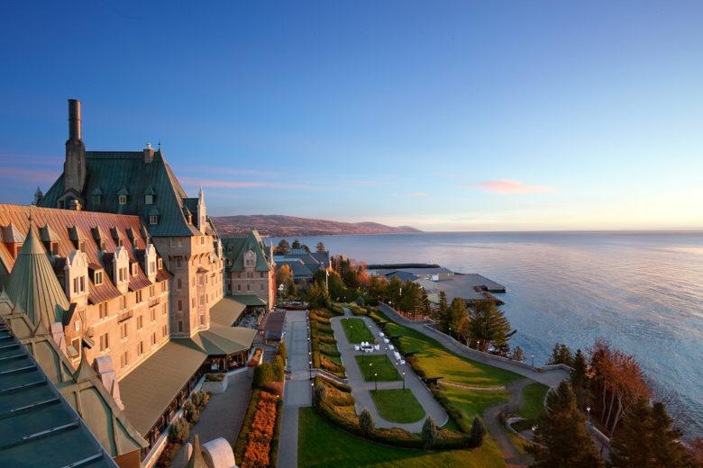 Le Manoir Richelieu Hotel Quebec