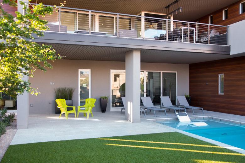 Dale Gardon deisgn modern outdoor living