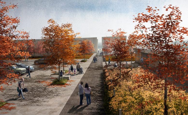 Flight 93 National Memorial Shanksville PA
