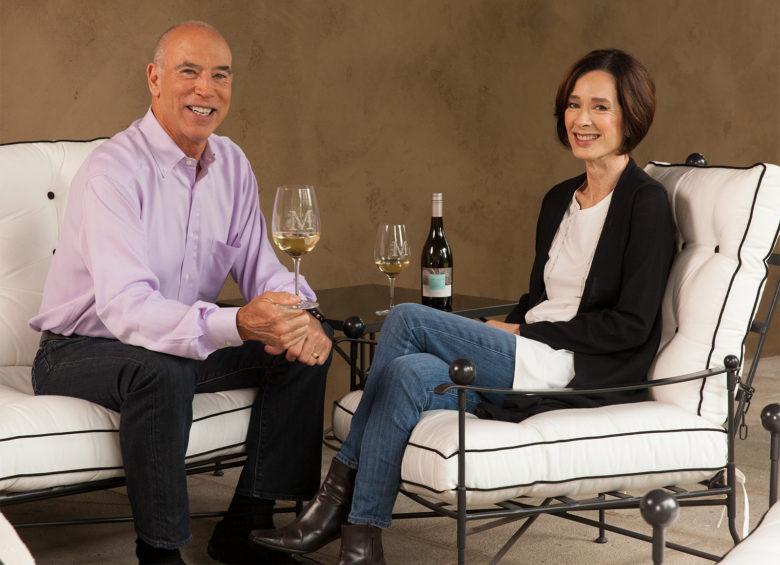 Michael & Isabel Mondavi