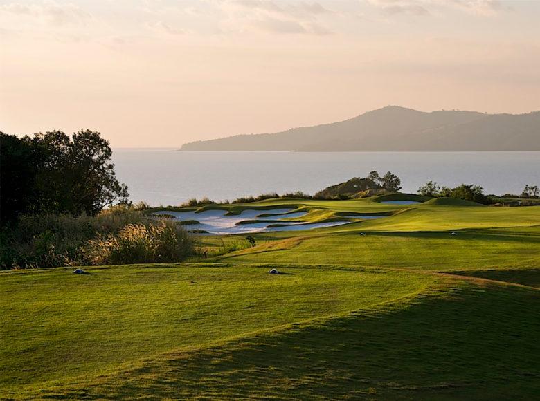 Pine Beach Golf Links South Korea