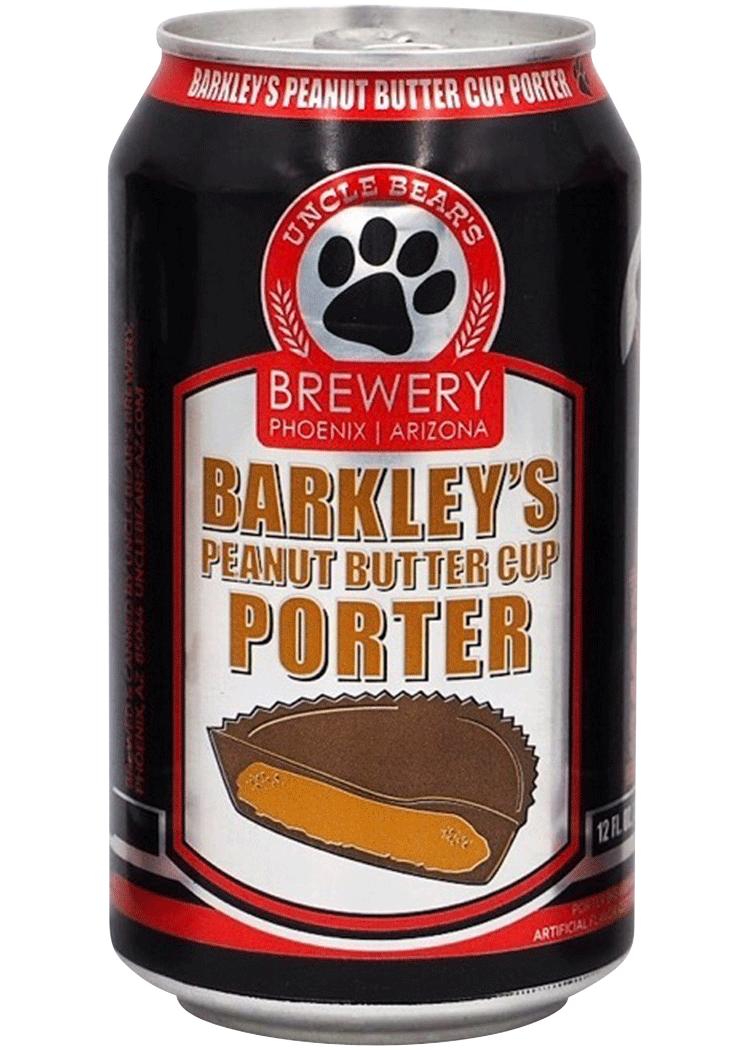 Barkleys peanut butter cup porter