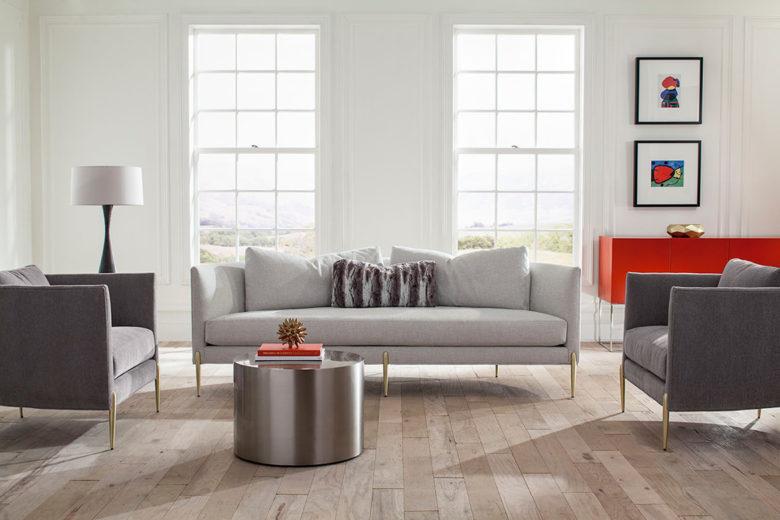 Timeless Modern sofa La Maison Interiors