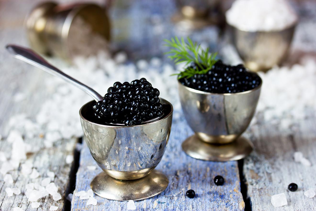 Caspian Star Caviar