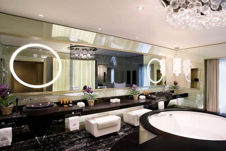 KATARA SUITE – Excelsior Hotel Gallia, Milan - Bathroom