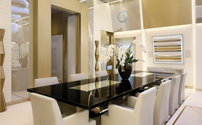 KATARA SUITE – Excelsior Hotel Gallia, Milan - Dining Room
