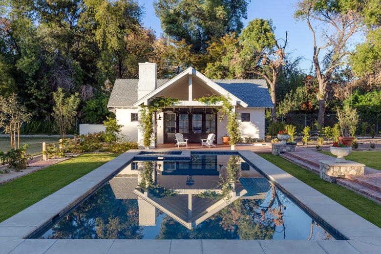 Higgins Modern Farmhouse Pool