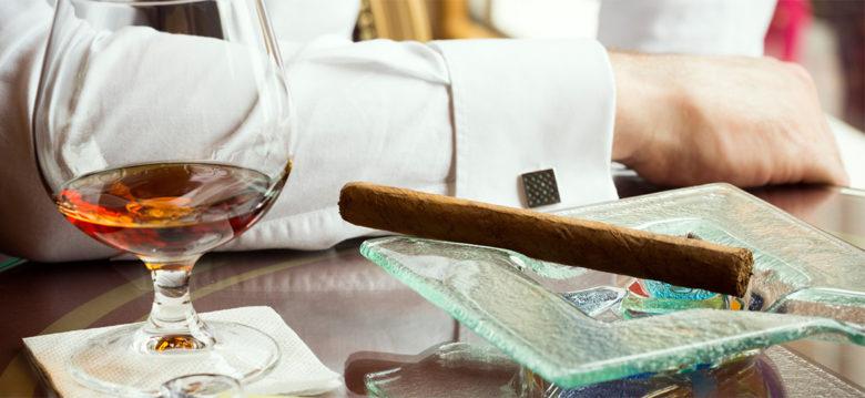 Torch cigar bar cognac Phoenix AZ