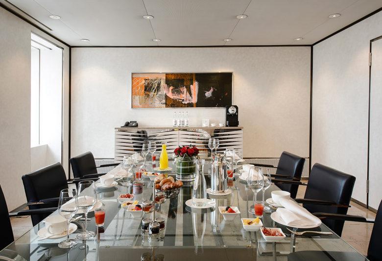 Widder Dining room