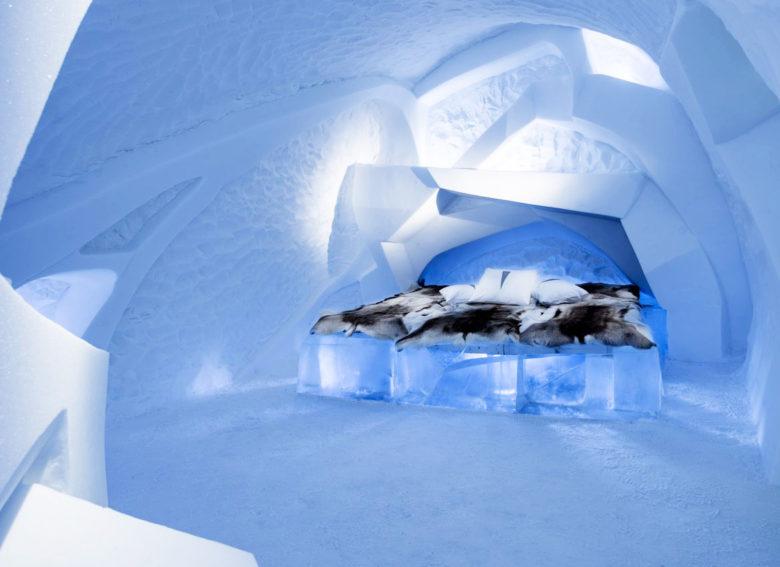 ICEHOTEL 365 SWEDEN – Jukkasjärvi, Sweden - suite