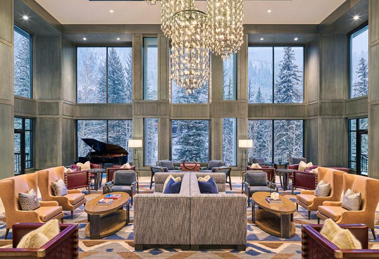 best ski destination Hotel Talisa Vail