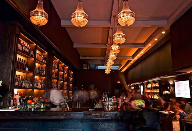 The Townsend Bar - Austin TX