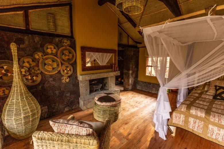 MOUNT GAHINGA LODGE, UGANDA Bedroom