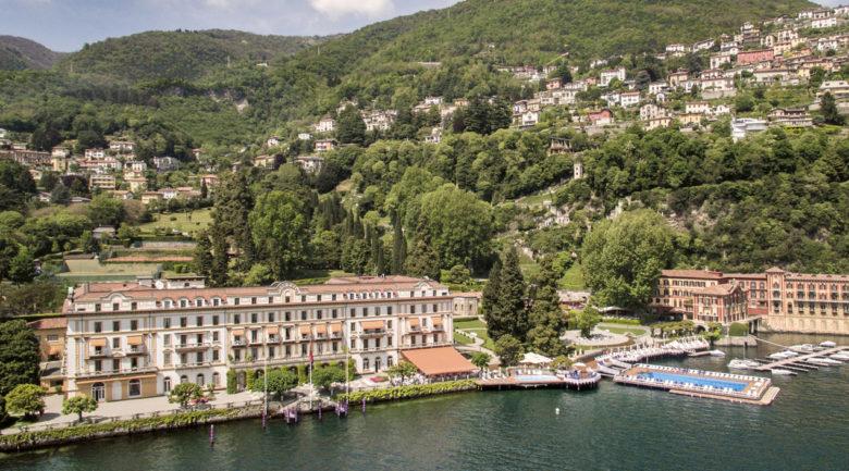 Ville d'Este Hotel Lake Como Italy