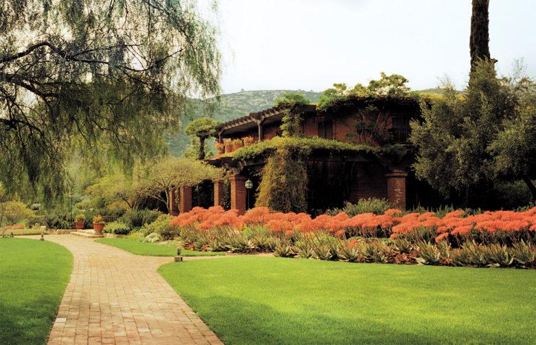 Rancho La Puerta. Baja Mexico - Exterior