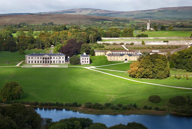 Ballyfin Demesne Hotel Ireland