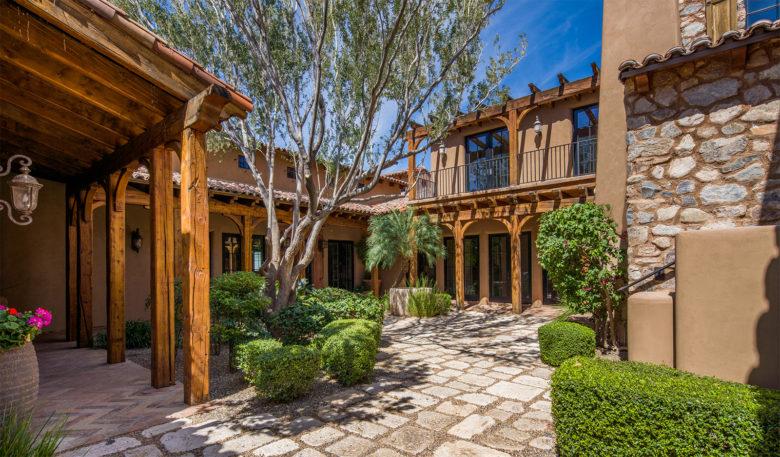 Silverleaf luxury home community Scottsdale Az
