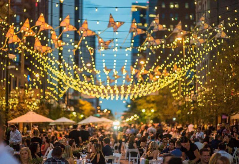 Larimer Square Denver CO - Dining