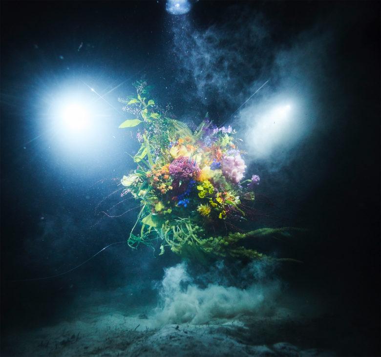 Sephirotic Flowers Underwater Makoto Azuma