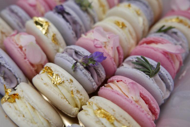 Botanic Bakery New York City - Macarons