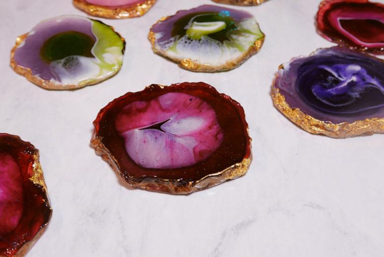 Botanic Bakery New York City - Geode Candies