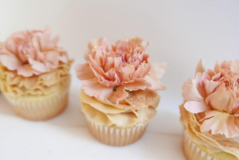 Botanic Bakery NYC - Flower Cupcake
