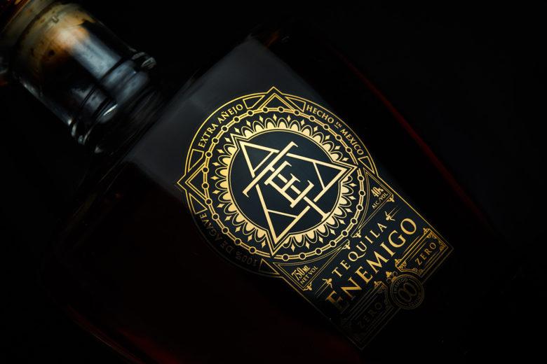 Tequila Enemigo top shelf liquor