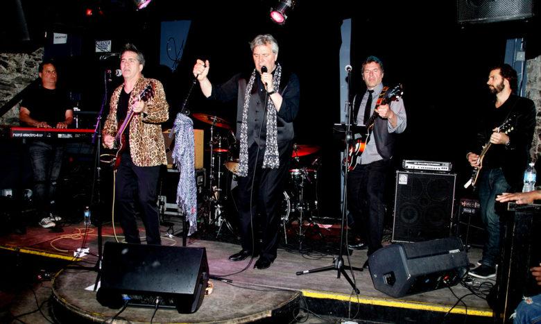Andy Hilfiger and Band Sway
