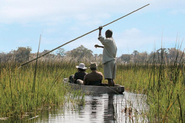 Botswana Boat Ride - Abercrombie & Kent