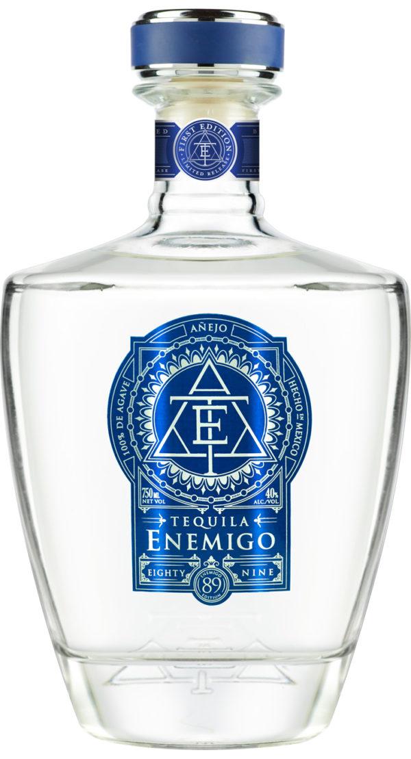 Enemigo 89 Añejo Cristalino