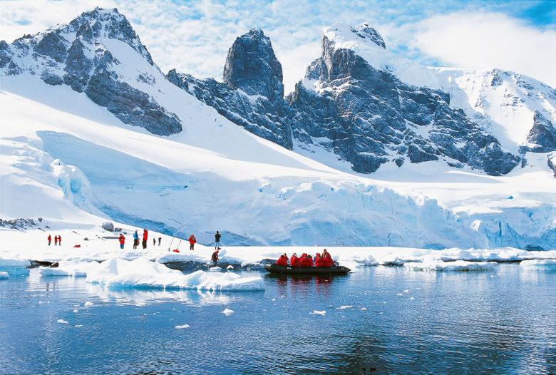Antarctica with Abercrombie & Kent