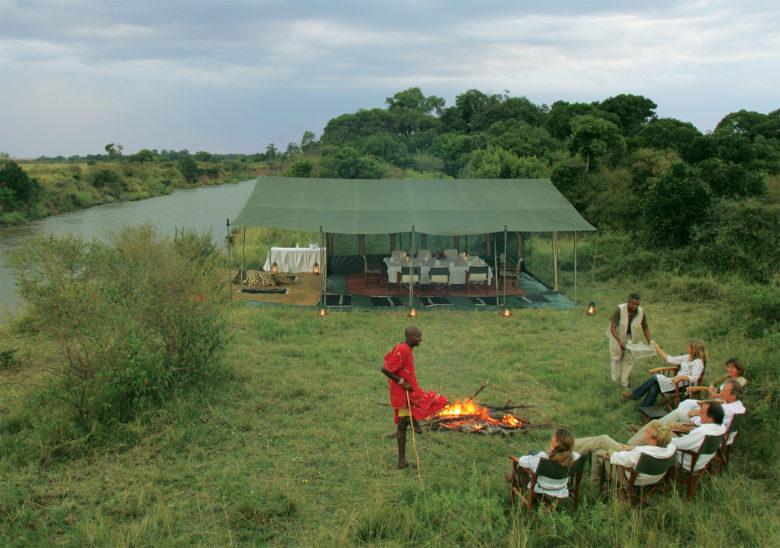 East Africa safari tour Abercrombie & Kent