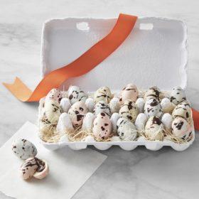 easter egg truffles